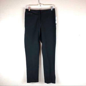 Ralph Lauren | Black Straight Leg Pants